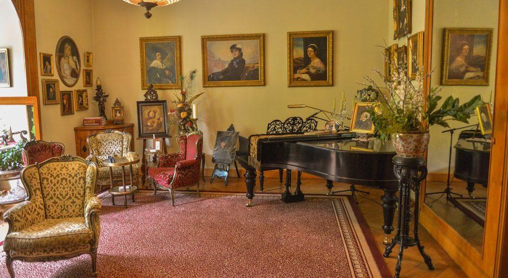 Hotel - Villa 4 Jahreszeiten - Crimmitschau - Inneneinrichtung