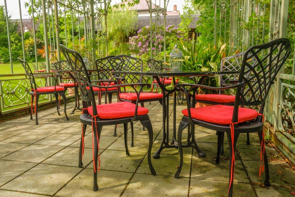 Hotel – Villa 4 Jahreszeiten – Crimmitschau – Parkanlage 03