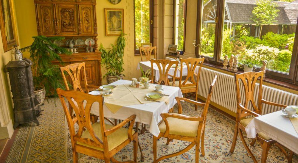 Hotel Villa Vier Jahreszeiten – Crimmitschau – Restaurant