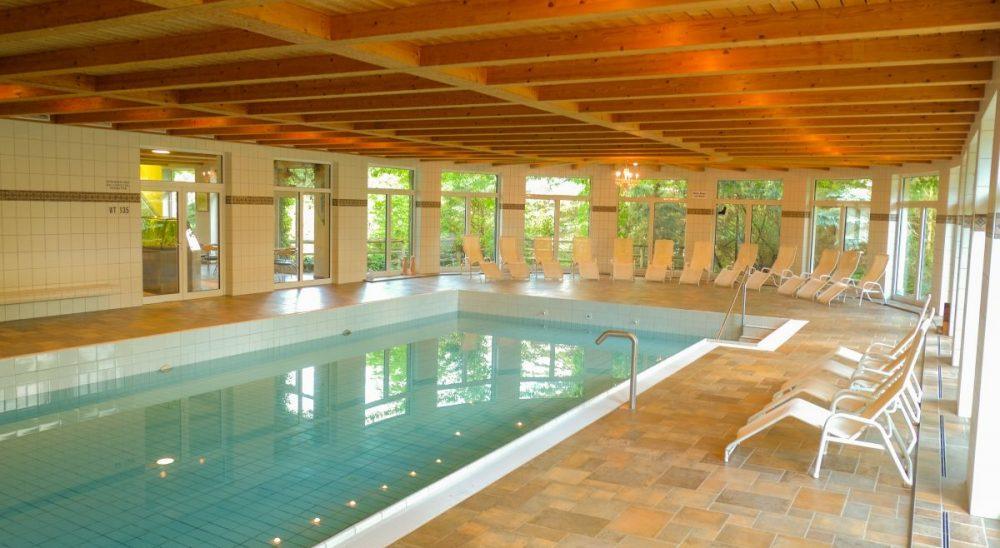 Hotel Villa Vier Jahreszeiten – Crimmitschau – Wellness Area - Swimming Pool