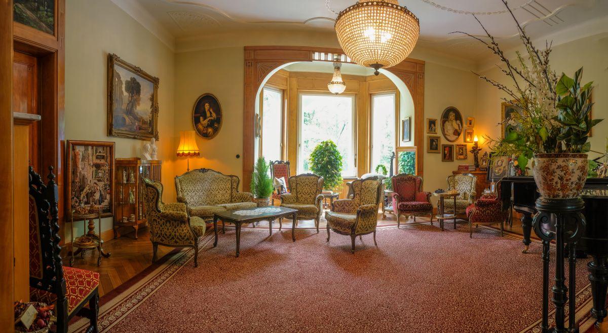 Hotel Villa Vier Jahreszeiten - Crimmitschau - Altes Zimmer