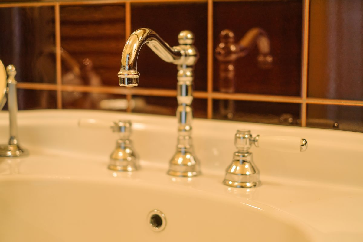 Hotel Villa Vier Jahreszeiten - Crimmitschau - Badezimmer