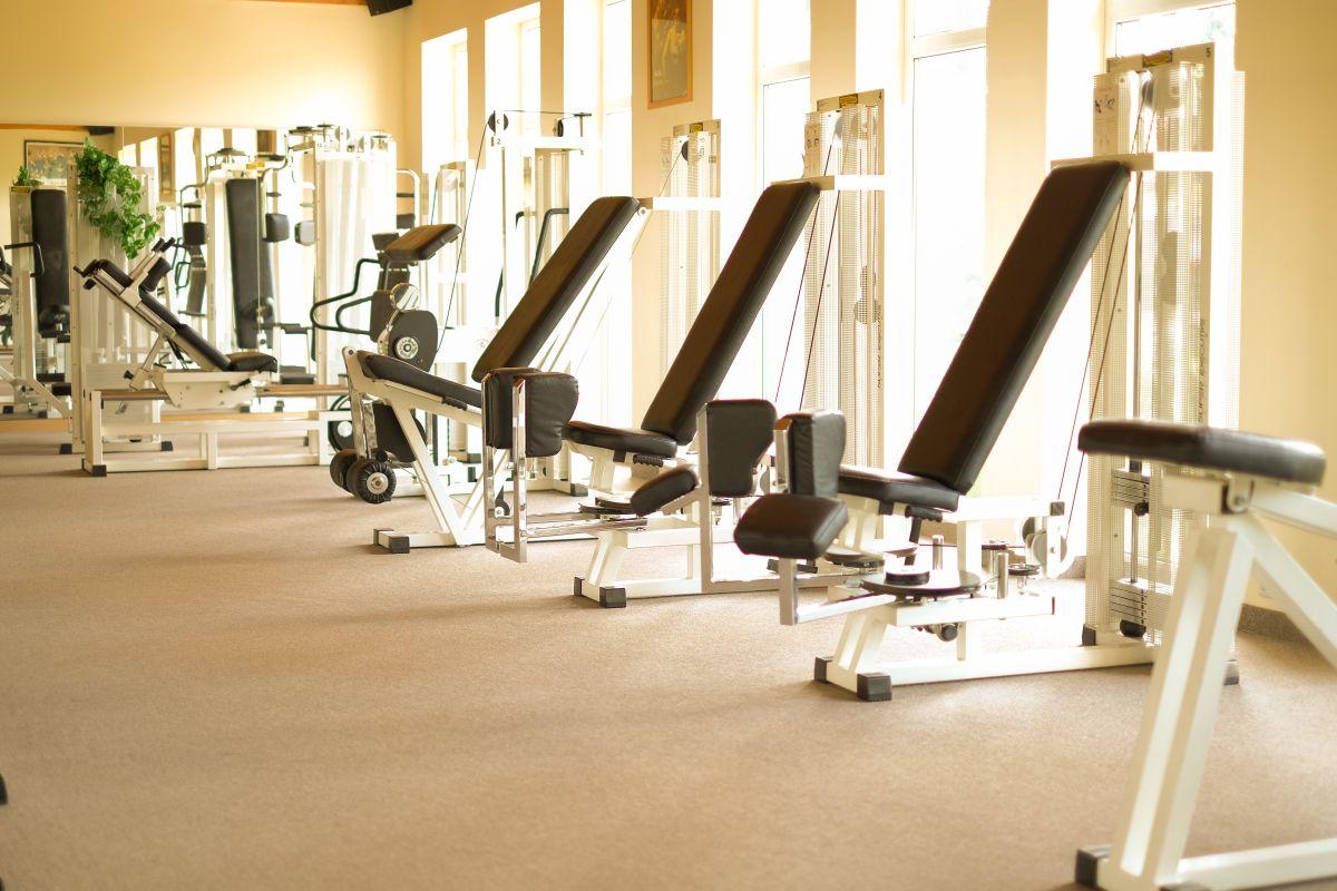 Hotel Villa Vier Jahreszeiten – Crimmitschau – Fitness