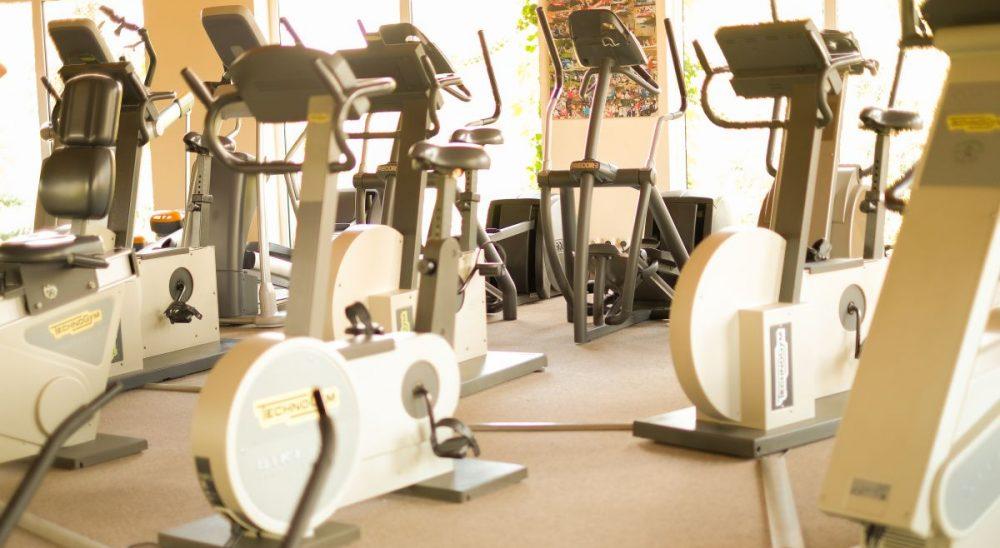 Hotel Villa Vier Jahreszeiten - Crimmitschau - Fitness