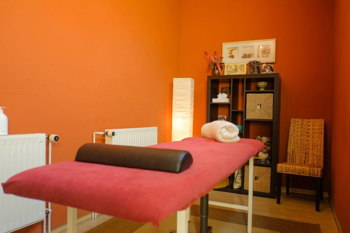 Hotel Villa Vier Jahreszeiten - Crimmitschau - Massage Studio