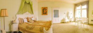 Hotel Villa Vier Jahreszeiten - Crimmitschau - Raum 01 Panorama