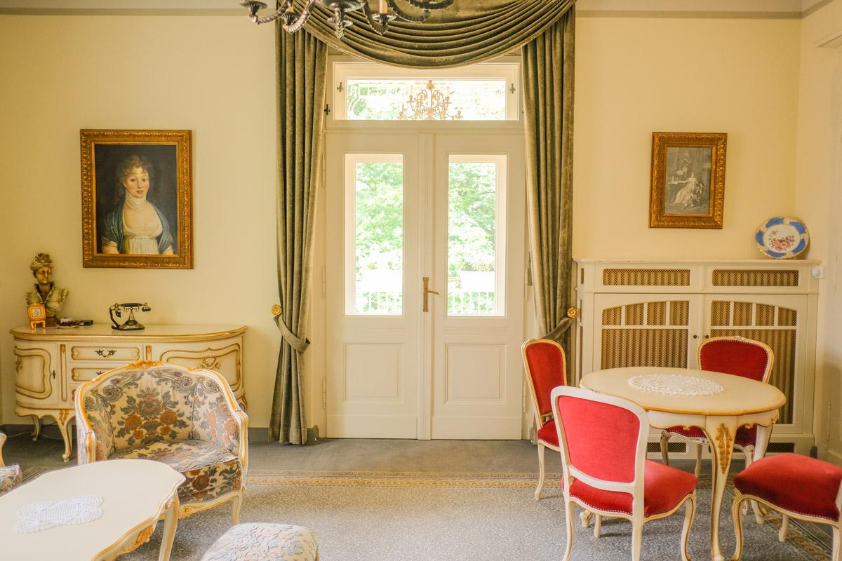 Hotel Villa Vier Jahreszeiten - Crimmitschau - Raum 01