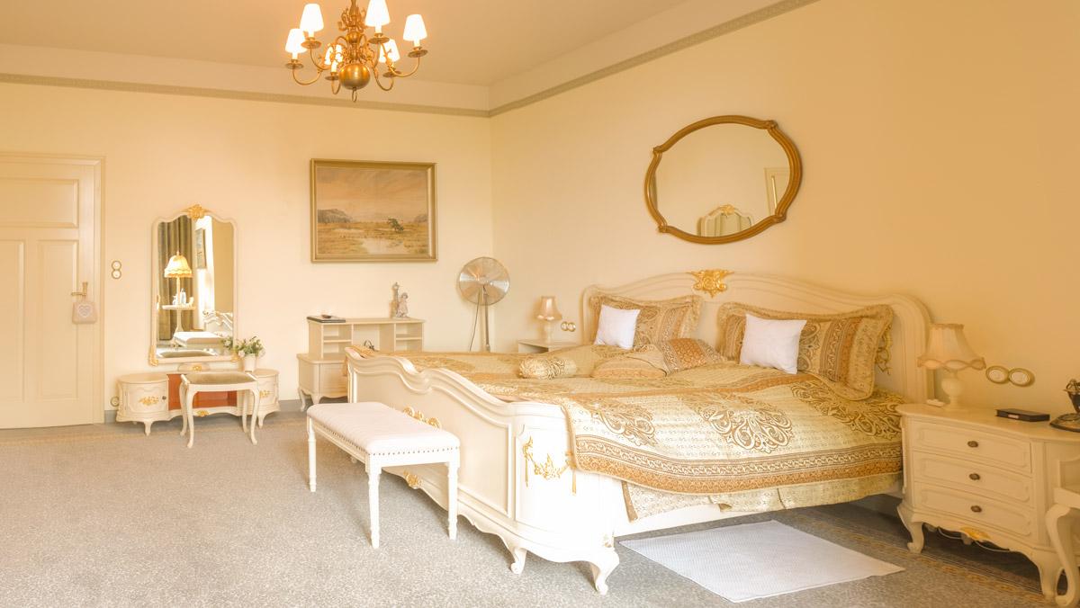 Hotel Villa Vier Jahreszeiten - Crimmitschau - Raum 07 Panorama