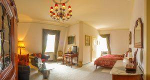 Hotel Villa Vier Jahreszeiten - Crimmitschau - Raum 08 Panorama