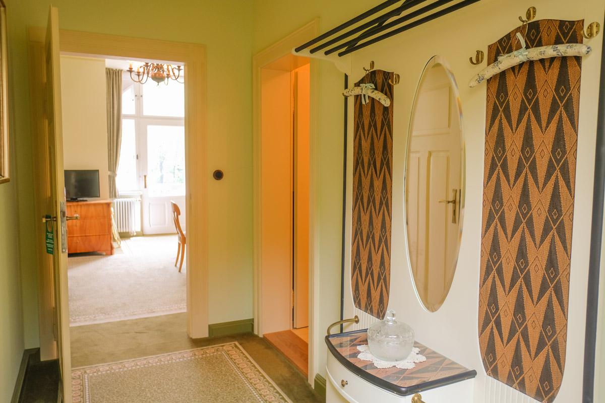 Hotel Villa Vier Jahreszeiten - Crimmitschau - Raum 09