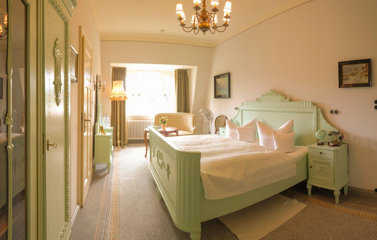 Hotel Villa Vier Jahreszeiten - Crimmitschau - Raum 10